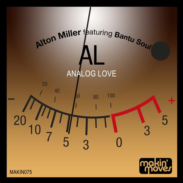 Analog Love (feat. Bantu Soul)