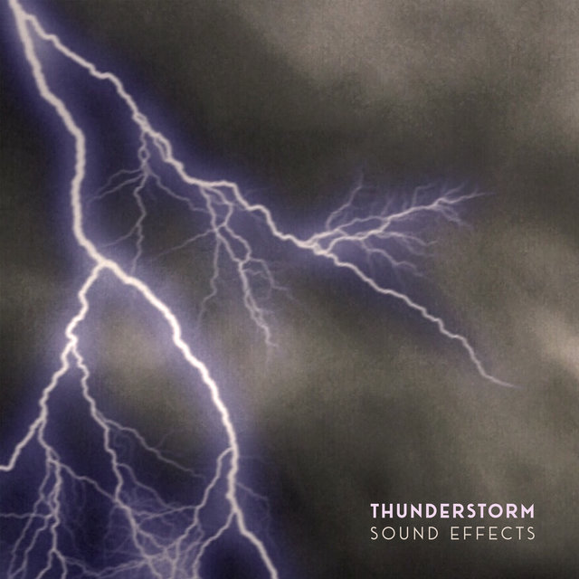 Thunderstorm Sound Effects (Raining Day Atmosphere)