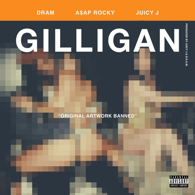 Gilligan (feat. A$AP Rocky & Juicy J)