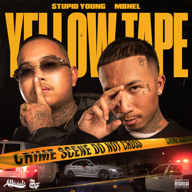 Yellow Tape 2