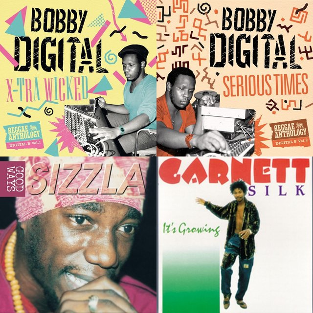 """Cover art for album #13thStreetThrowback - A Tribute To """"Bobby Digital"""" Dixon by User"""
