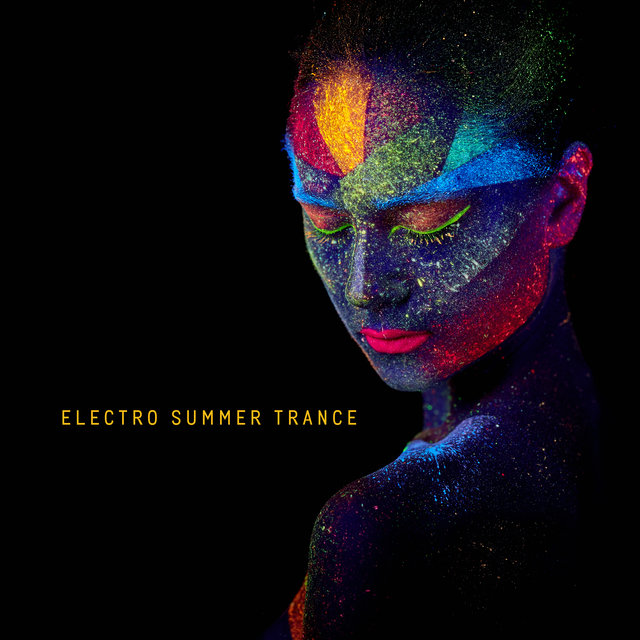 Electro Summer Trance - Relaxing Music, Deep Trance, Electronic Flow
