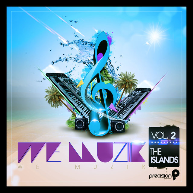 We Muzik the Islands (Caribbean, Carnival, Soca, St. Lucia, Antigua, Barbados, Grenada 2012), Vol. 2