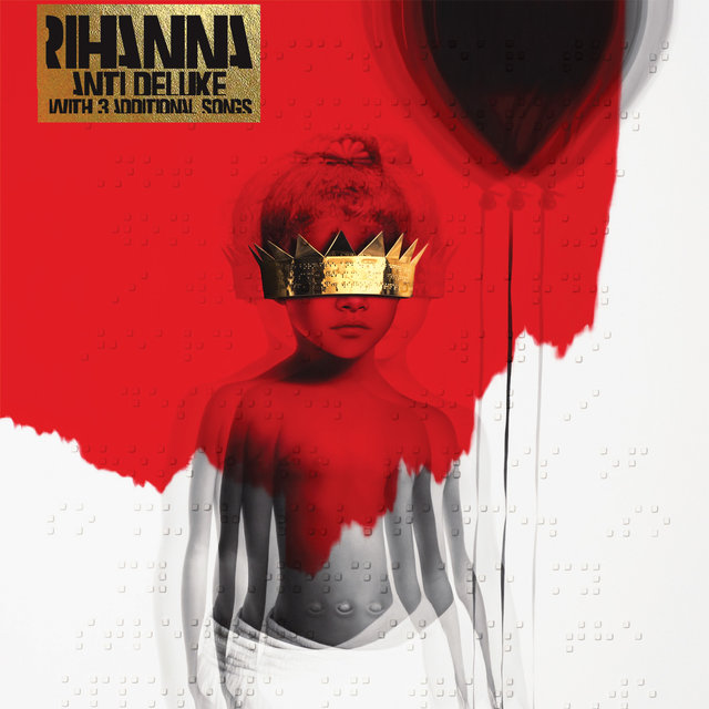 Cover art for album ANTI (Deluxe) by Rihanna