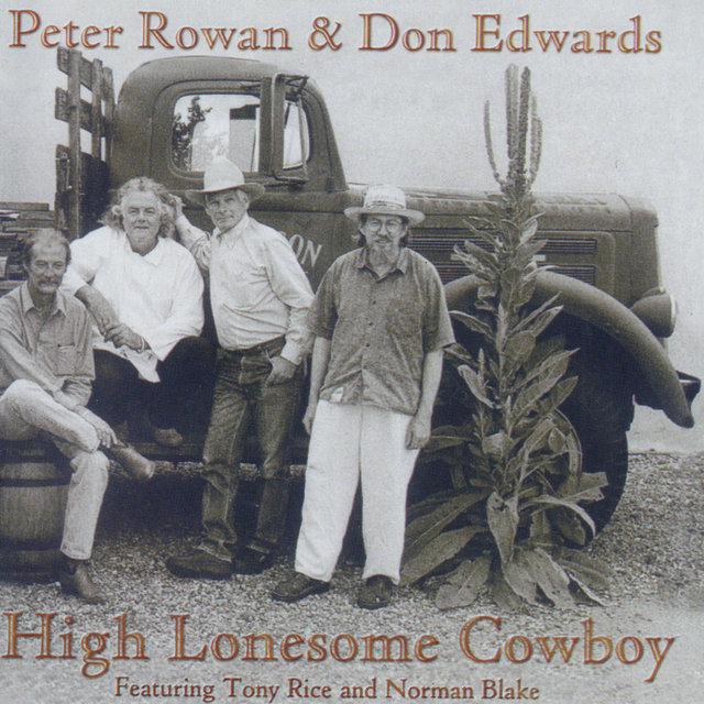 High Lonesome Cowboy