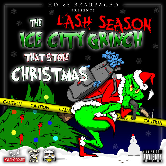 The Ice City Grinch That Stole Christmas (Lash Season)