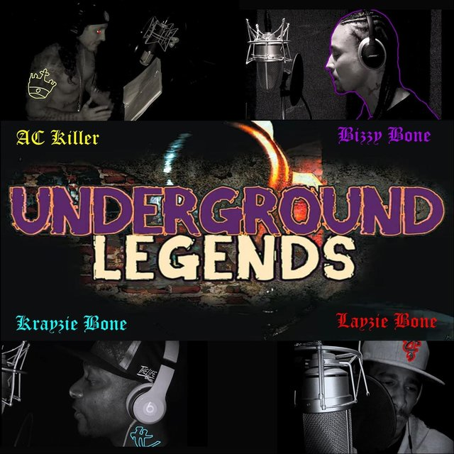 Underground Legends