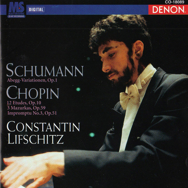 Schumann & Chopin: Piano Pieces