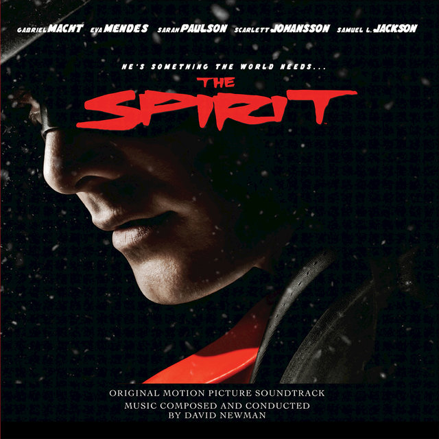 The Spirit (Original Motion Picture Score)