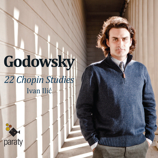 Godowsky: 22 Studies on Chopin's Etudes, for the Left Hand Alone