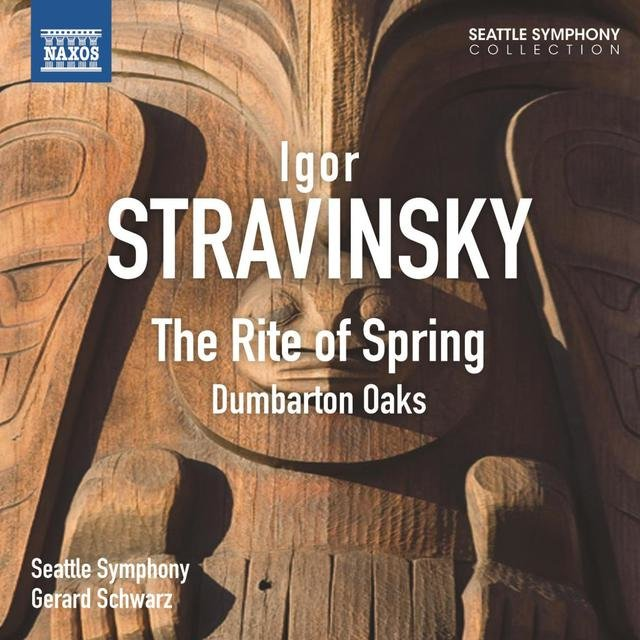 Stravinsky: The Rite of Spring & Dumbarton Oaks