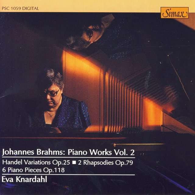 Brahms. Piano Works Vol.2