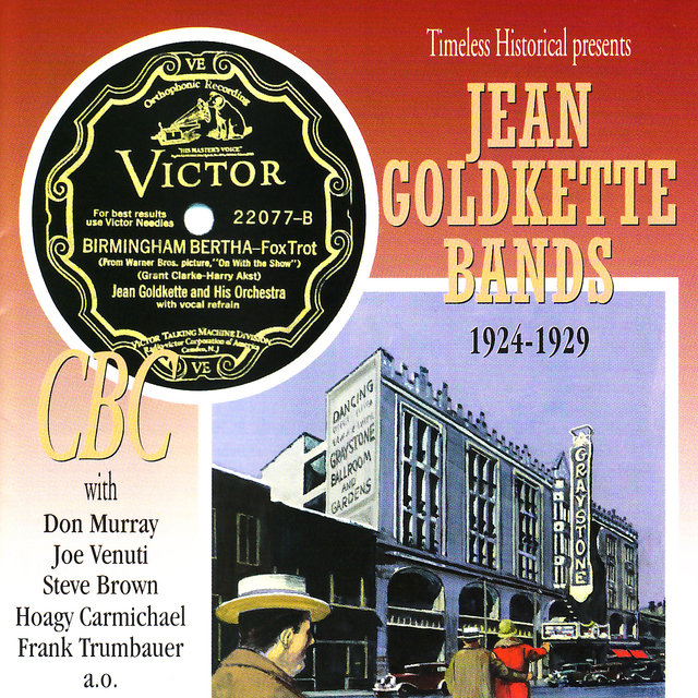 Jean Goldkette Bands 1924-1929