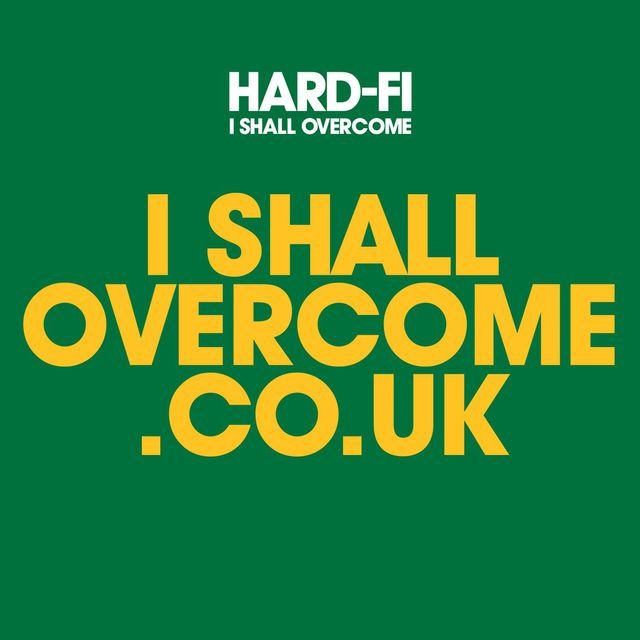 I Shall Overcome (2 track DMD iTUNES ONLY)