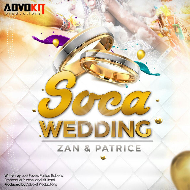 Soca Wedding