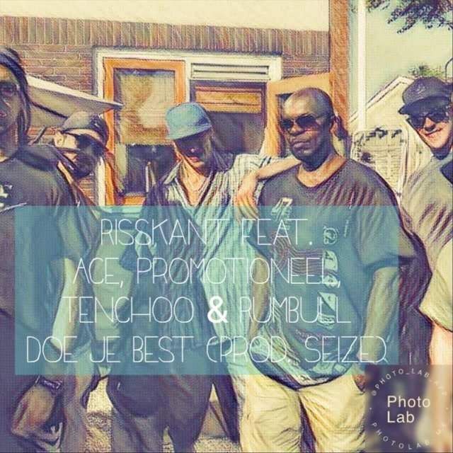 Doe Je Best (feat. Ace, Tenchoo, Promotioneel, Rumbull & Seize)