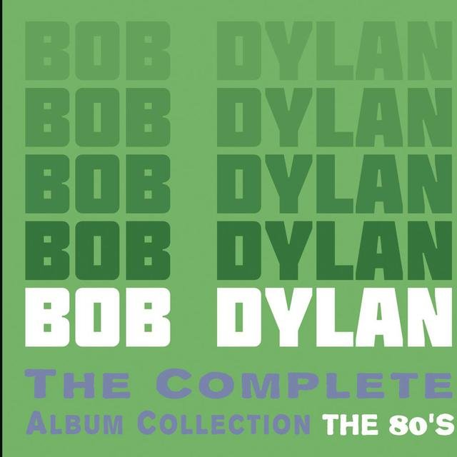 The Complete Album Collection - The 80's