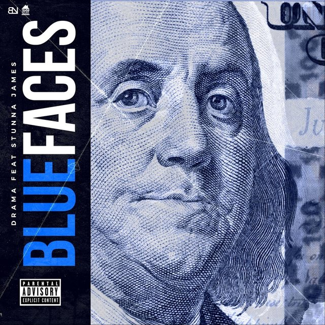 Blue Faces (feat. Stunna James)