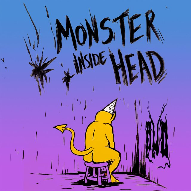 Monster Inside Head