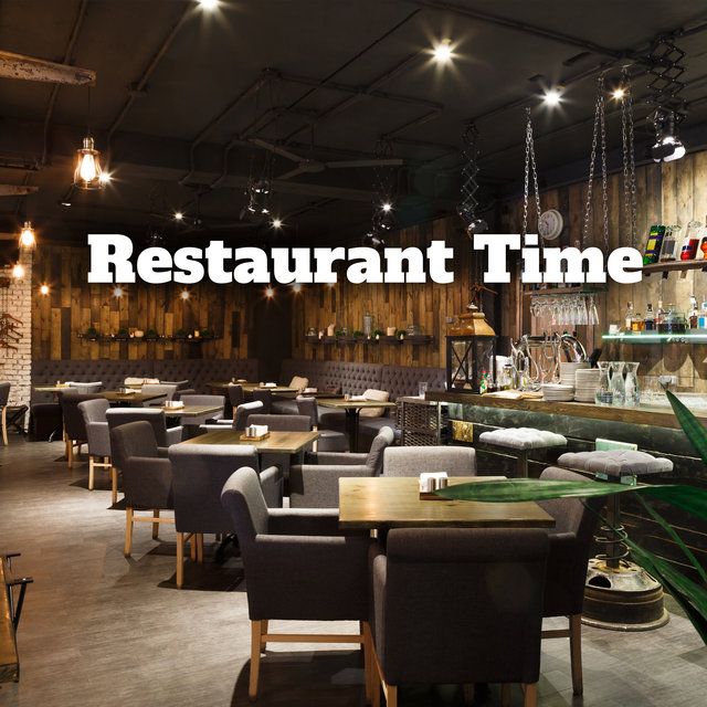Restaurant Time - Elegant Jazz Background Restaurants with Michelin Stars