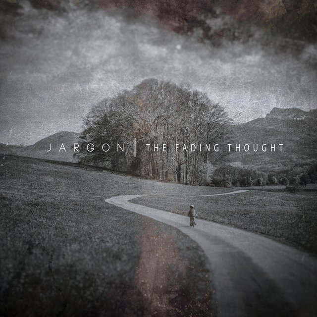 Cover art for album The Fading Thought by Jargon