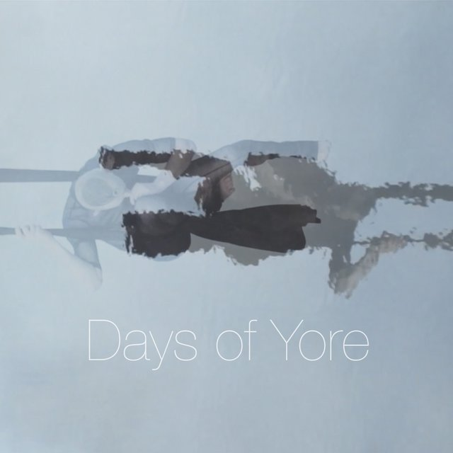 Cover art for album Days of Yore by Ufornia