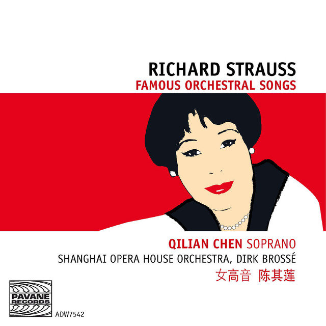 Strauss: Famous Orchestral Songs