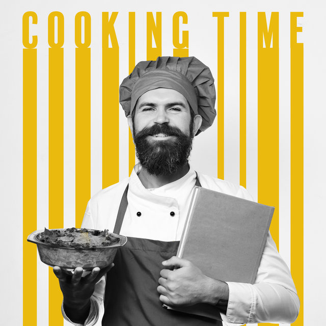 Cooking Time – Collection of 15 Relaxing Jazz Songs for Cooking and Baking