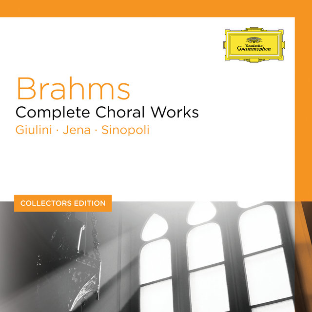 Brahms - Complete Choral Works (Collectors Edition)