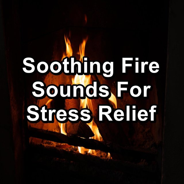 Soothing Fire Sounds For Stress Relief