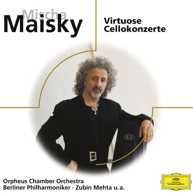 Mischa Maisky Portrait - Virtuose Cellokonzerte