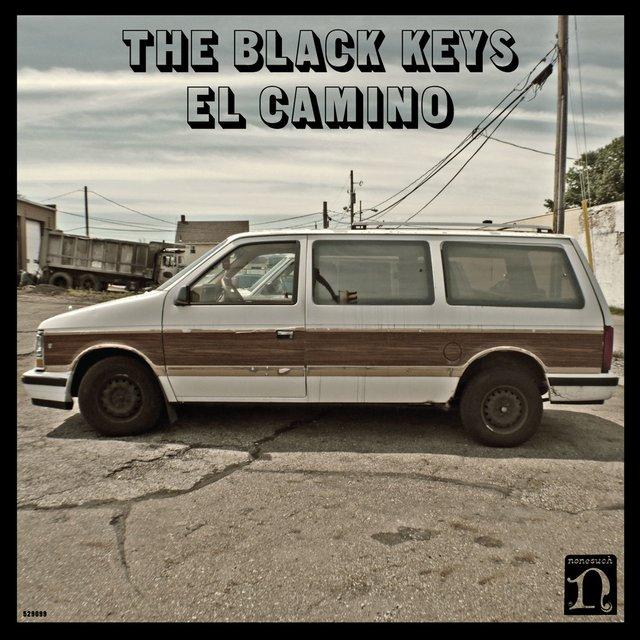 Cover art for album  by The Black Keys