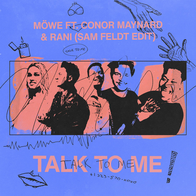 Talk To Me (Sam Feldt Edit)