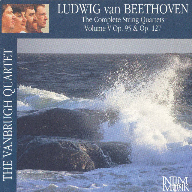 Beethoven: Complete String Quartets, Vol. 5