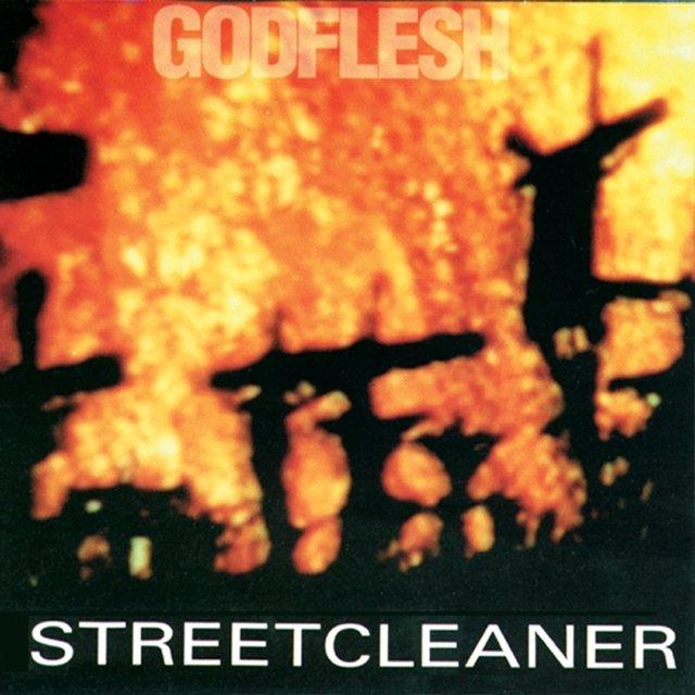Cover art for album Streetcleaner by Godflesh