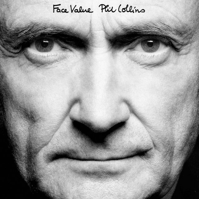 Cover art for album Face Value (2016 Remaster) by Phil Collins