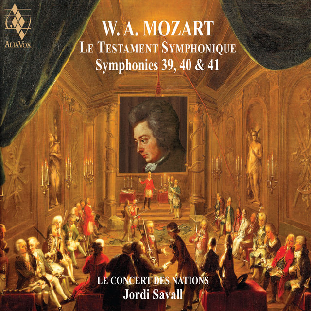 Mozart: The Symphonic Testament