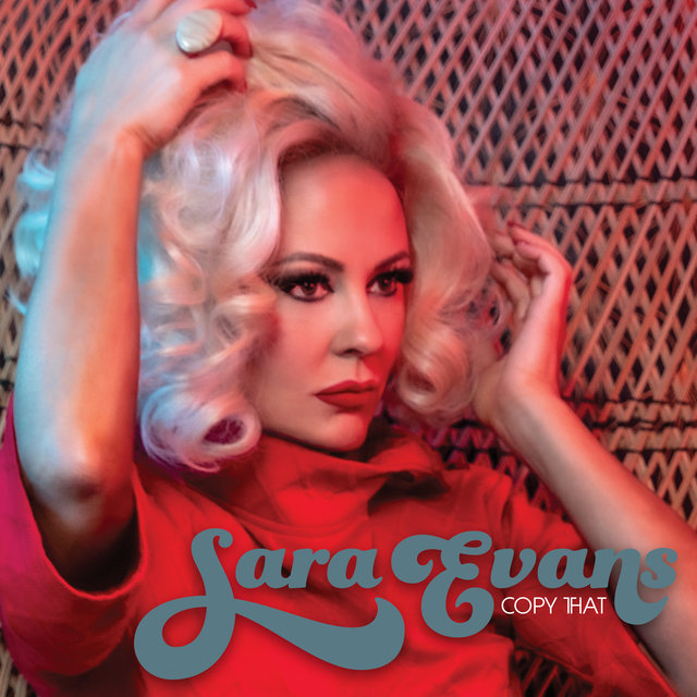 Cover art for album Copy That by Sara Evans