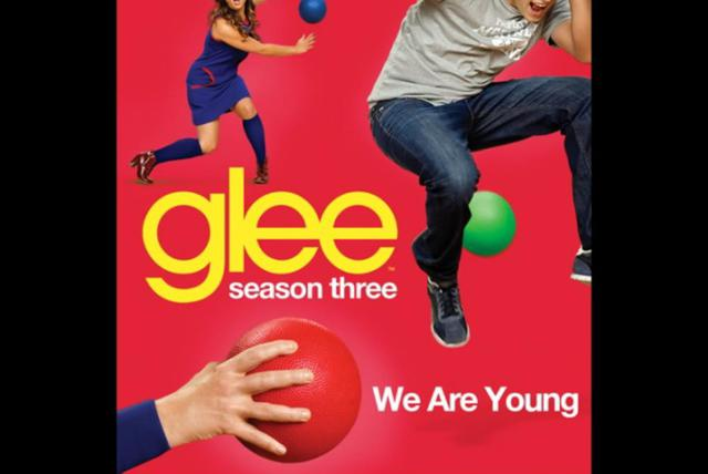 We Are Young (Glee Cast Version) (Cover Image Version)