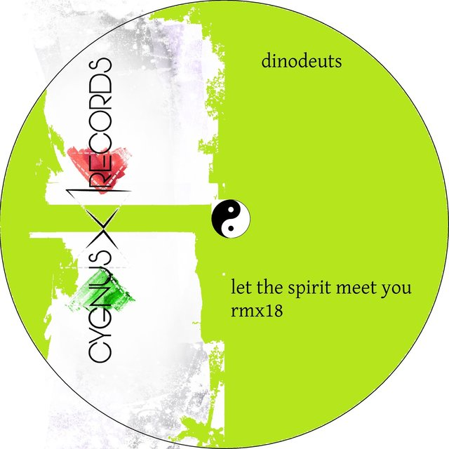 Let The Spirit Meet You Rmx18