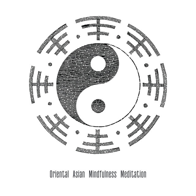 Oriental Asian Mindfulness Meditation