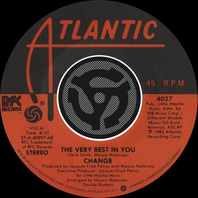 The Very Best In You / You're My Girl [Digital 45]