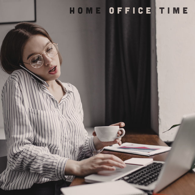 Home Office Time – Jazz Music to Work, Coffee Music, Mental Relaxation