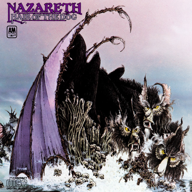 Cover art for album  by Nazareth