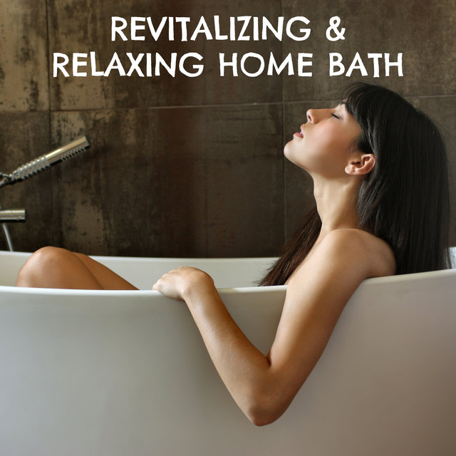 Revitalizing & Relaxing Home Bath – Healing Treatments, Deep Rest, Beauty, Hydromassage, Peaceful Water Sounds Home Spa, Relaxed Mind & Body