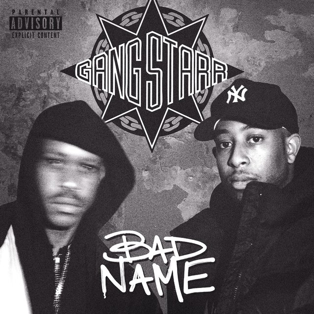Cover art for album  by Gang Starr