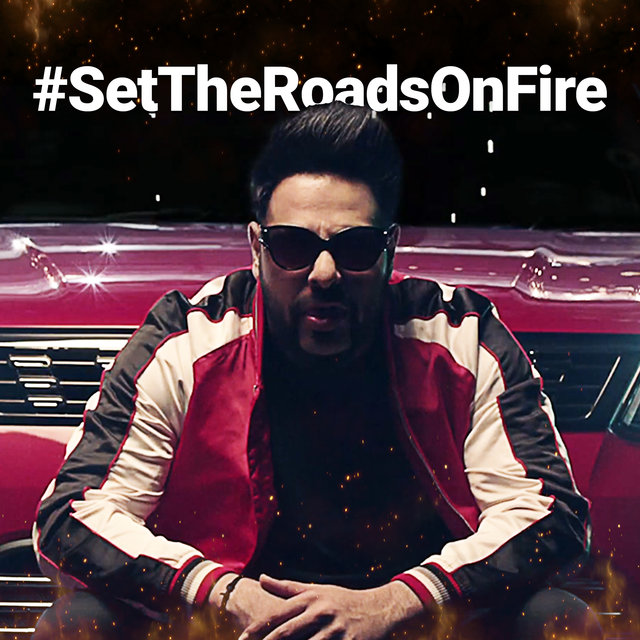 #SetTheRoadsOnFire - Single