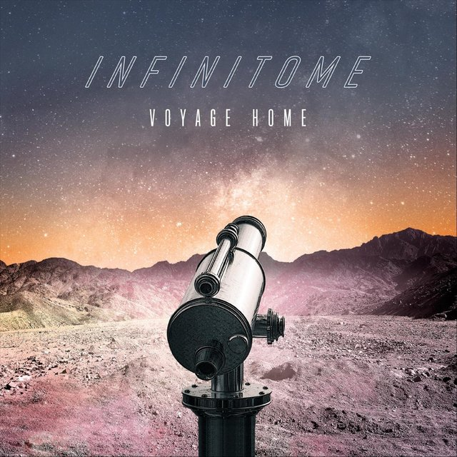 Cover art for album Voyage Home by Infinitome