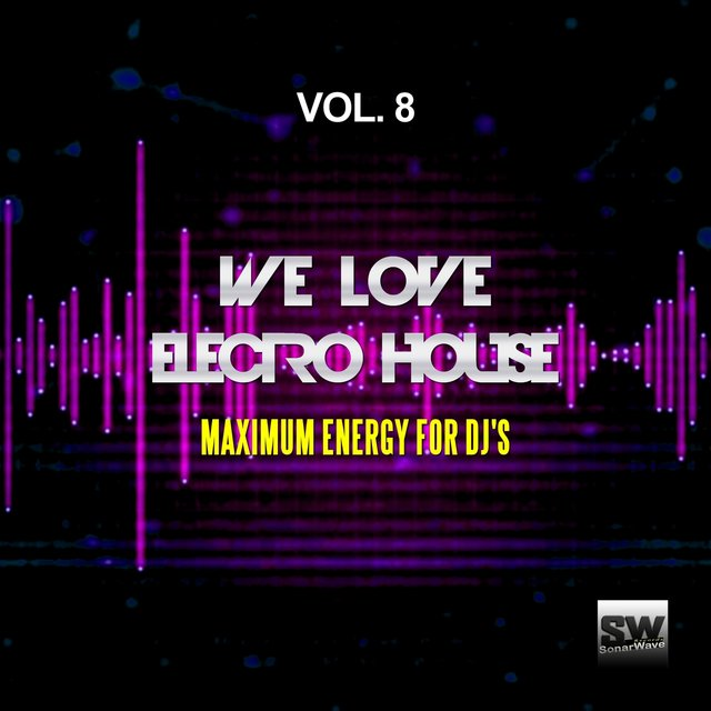 We Love Electro House, Vol. 8 (Maximum Energy For DJ's)