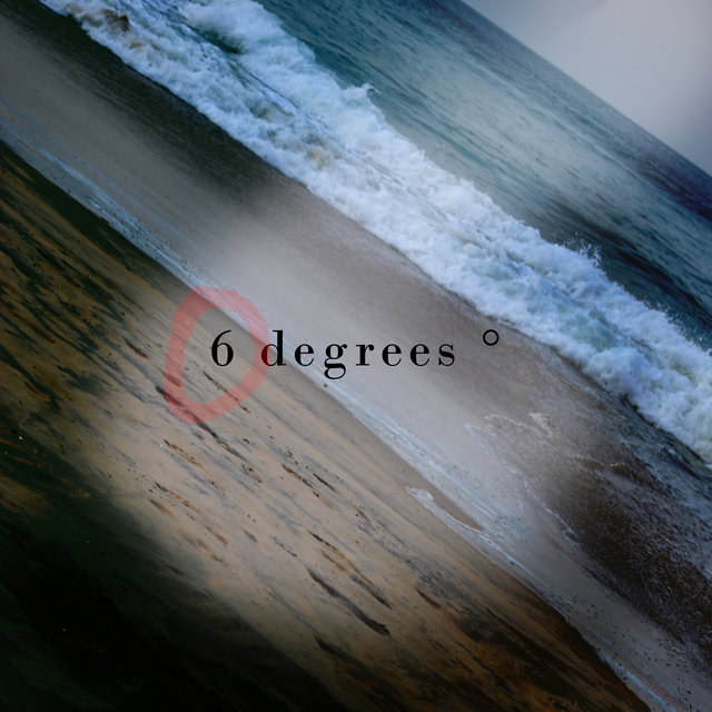 Cover art for album 6 degrees by a.Faya, laRee